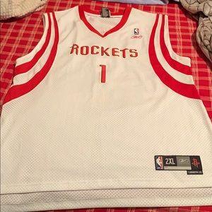 Tracy McGrady Rockets Swingman Home Jersey